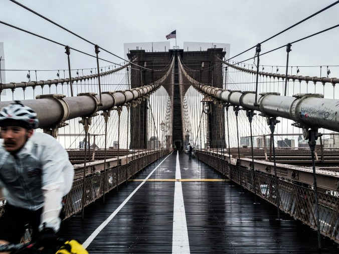 Brooklyn Bridge, photo: Marek Rygielski