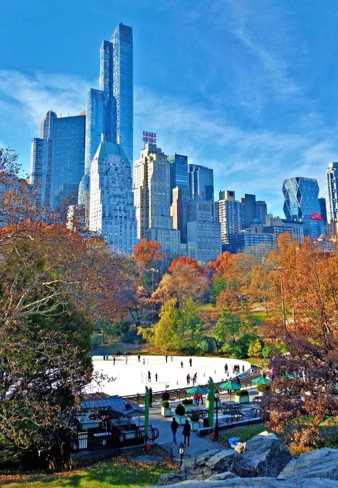 Central Park, photo: Marek Rygielski