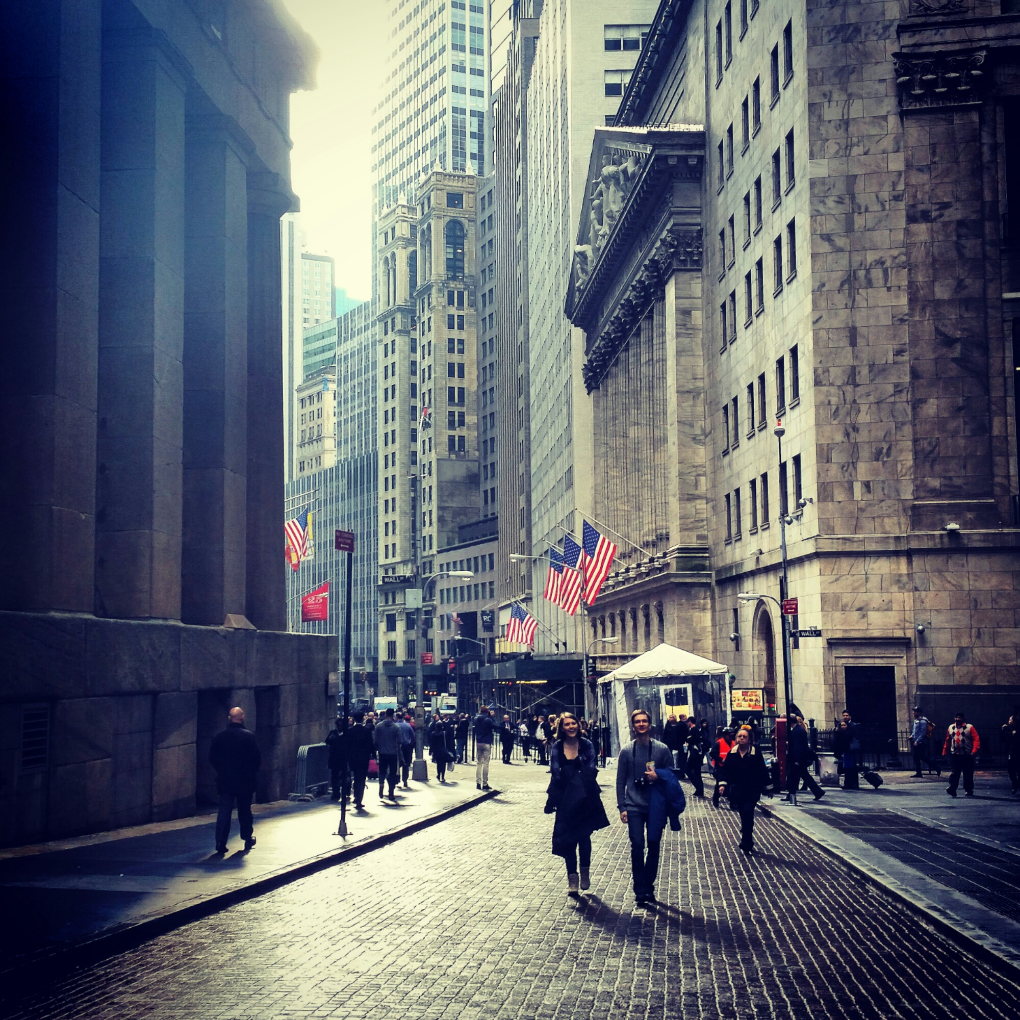 New York Stock Exchange, photo: Marek Rygielski
